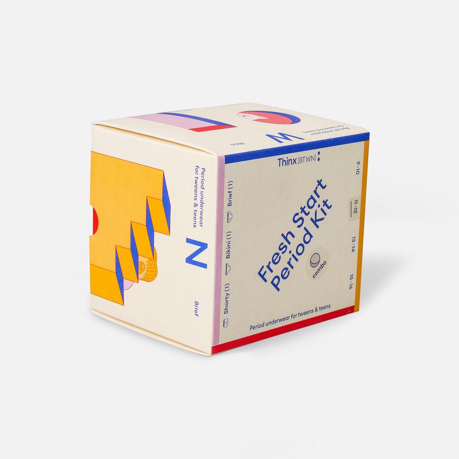 Thinx (BTWN) Fresh Start Period Kit, Super Basics Combo, , large image number 9