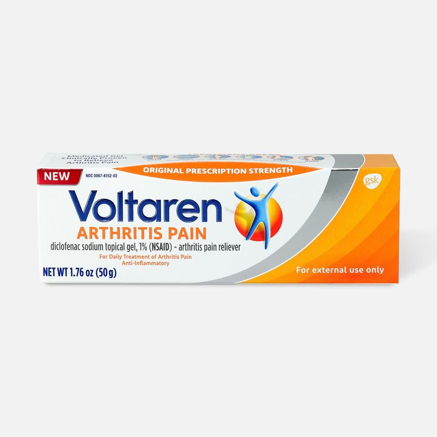Voltaren Arthritis Pain Gel, , large image number 0