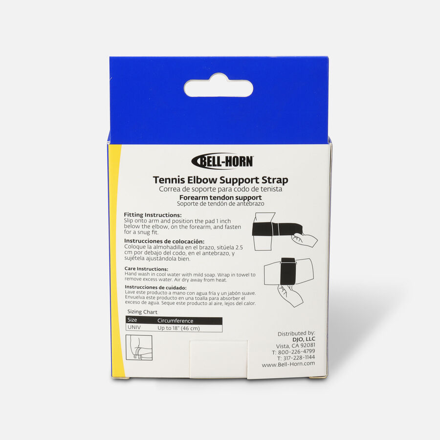 Bell-Horn Tennis Elbow Support Strap, , large image number 1