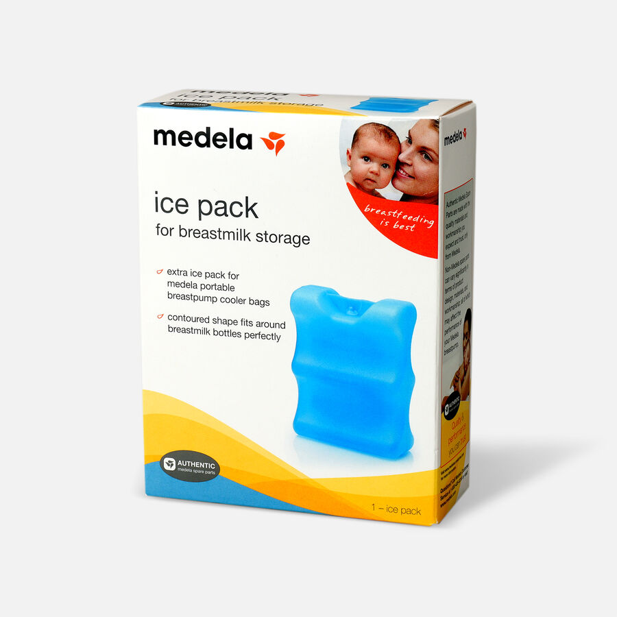Medela Ice Pack for Freestyle® and Pump In Style® Advanced Breast Pump Coolers, , large image number 2