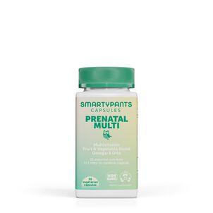 SmartyPants Prenatal Multi-Capsule, 30 Day Supply