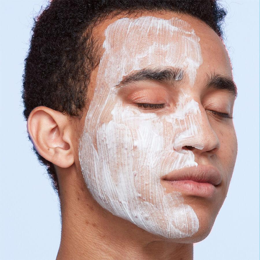Neutrogena Oil-Free Acne Wash Cream Cleanser, 6.7 fl oz, , large image number 3
