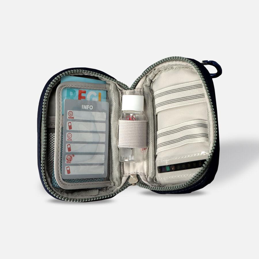 AllerMates Jake Small Medicine Case Carrier, , large image number 2