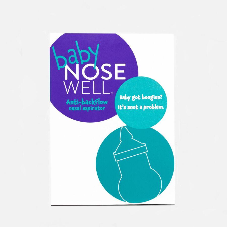 Eosera Baby Nose Well Nasal Aspirator, , large image number 1