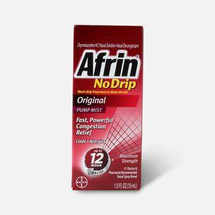 Afrin No Drip Original Nasal Spray, 0.5 oz