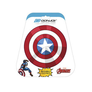 DonJoy Marvel Reusable Cold Pack - Captain America