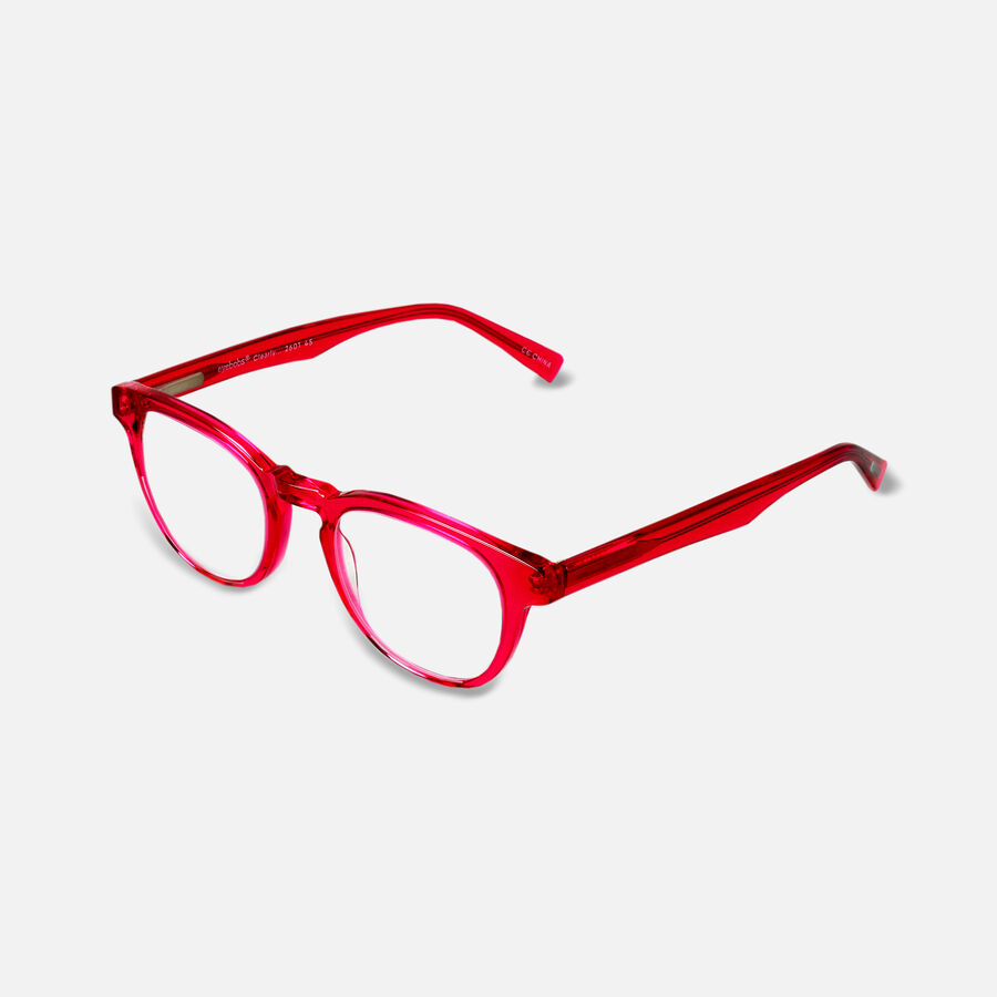 EyeBobs Clearly Reading Glasses, Pink, , large image number 14