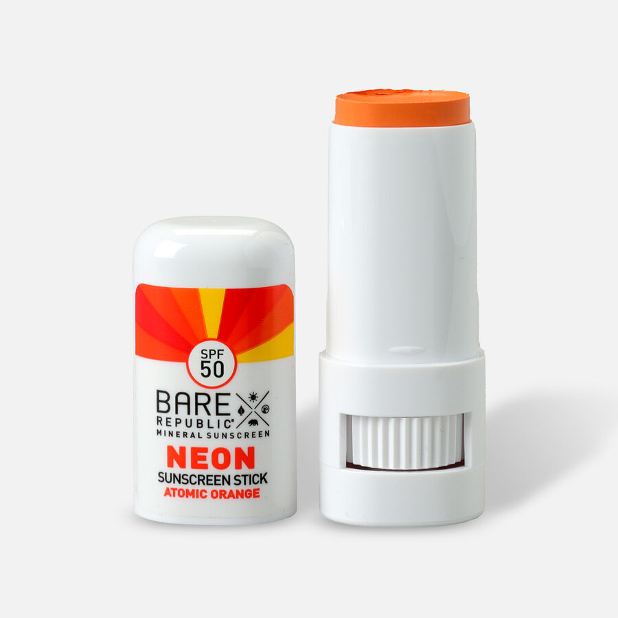 Bare Republic Mineral SPF 50 Neon Sunscreen Stick, , large image number 15
