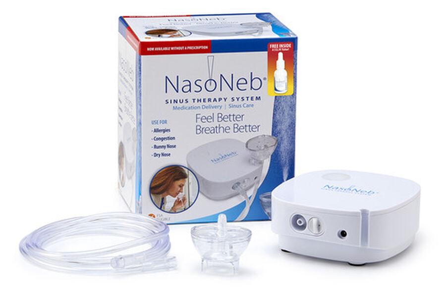NasoNeb Sinus Therapy System Supply Kit, , large image number 0