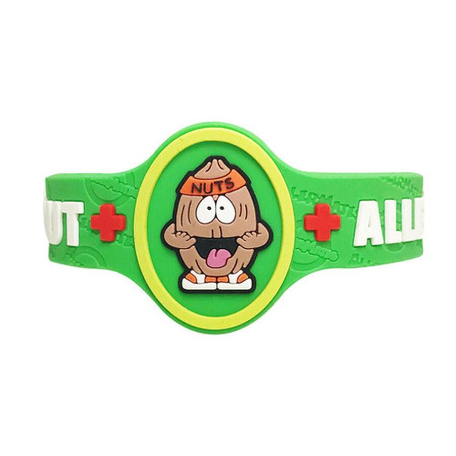 AllerMates Children's Allergy Alert Bracelet - Tree Nut, , large image number 0
