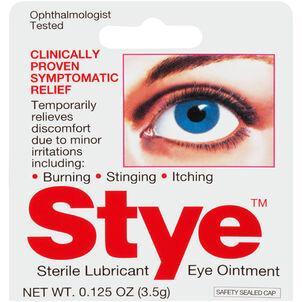 Stye Eye Lubricant Ointment, .125 oz