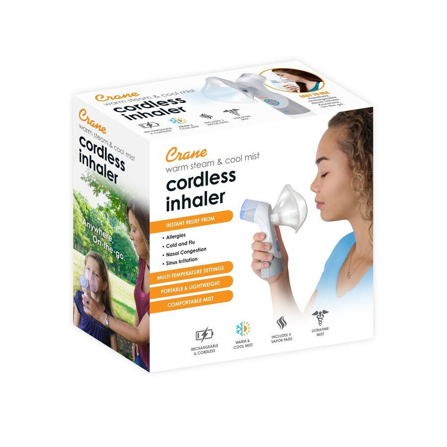 Crane Cordless Warm & Cool Mist Inhaler, , large image number 2