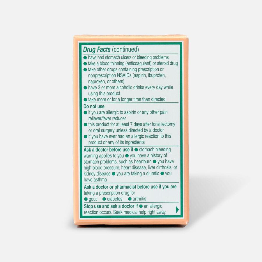 Bayer Low Dose 'Baby' Aspirin, 81mg Chewable Orange, 36 ea, , large image number 1