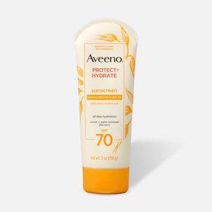 Aveeno Protect + Hydrate Moisturizing Sunscreen Lotion, SPF 70, 7 oz
