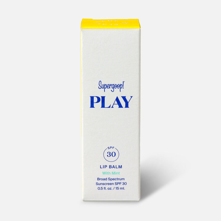 Supergoop! PLAY Lip Balm SPF 30 with Mint, , large image number 0