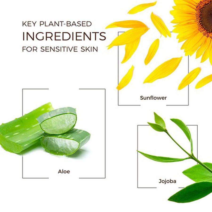 Babo Botanicals Clear Zinc Sunscreen Lotion SPF 30, 3oz. - 2 Pack, , large image number 3