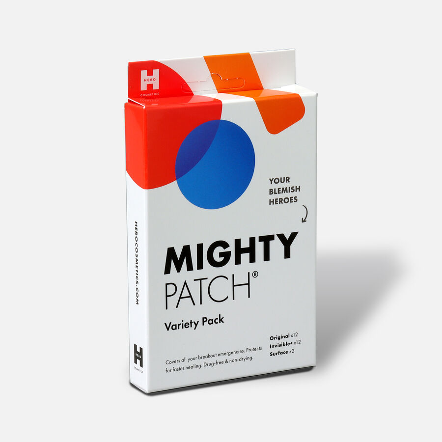 Mighty Patch Variety Pack - 26ct, , large image number 2