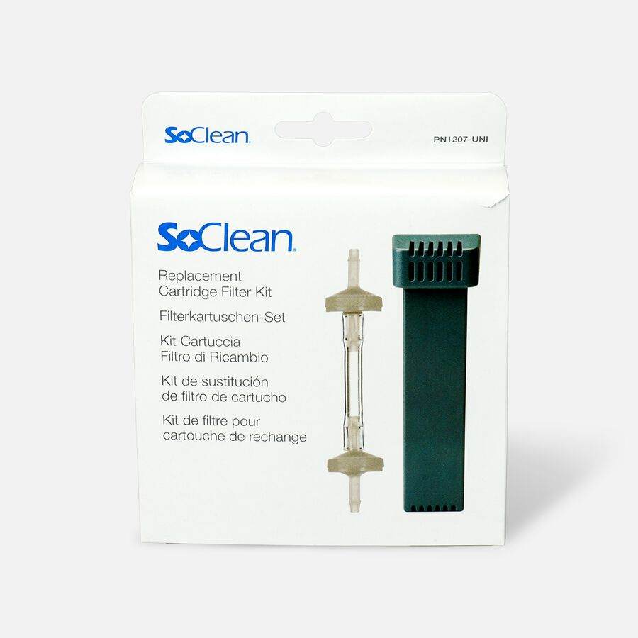 SoClean Replacement Cartridge Filter Kit for SoClean 2, , large image number 1