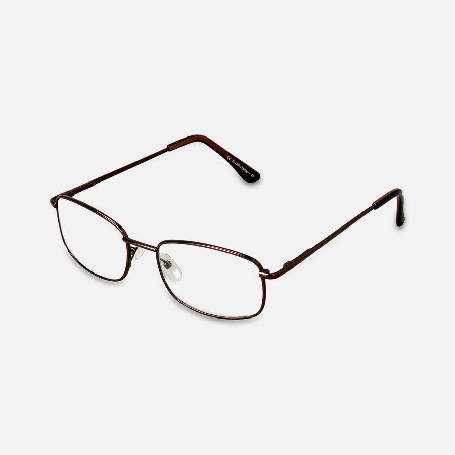 Today's Optical Black Chrome Reading Glasses, +1.75, , large image number 2