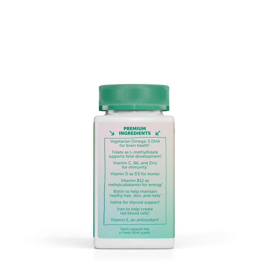 SmartyPants Prenatal Multi-Capsule, 30 Day Supply, , large image number 2
