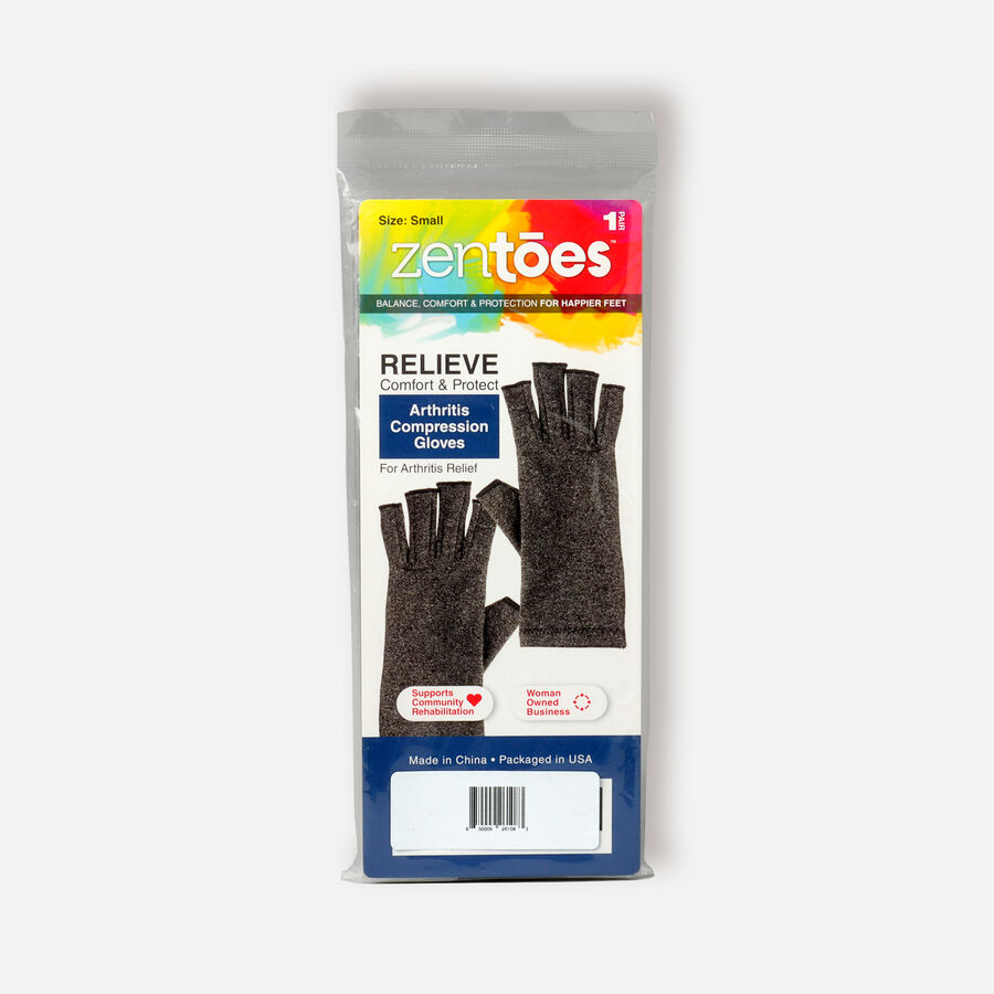 ZenToes Arthritis Compression Gloves, 1 pair, , large image number 2