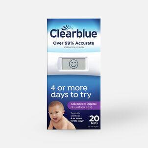 Clearblue Advanced Digital Ovulation Kit, 20 ct