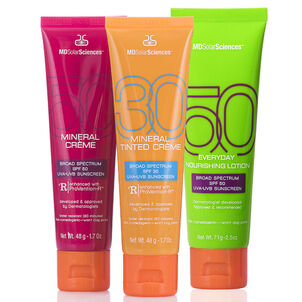 MDSolarSciences The Essential Sunscreen Trio