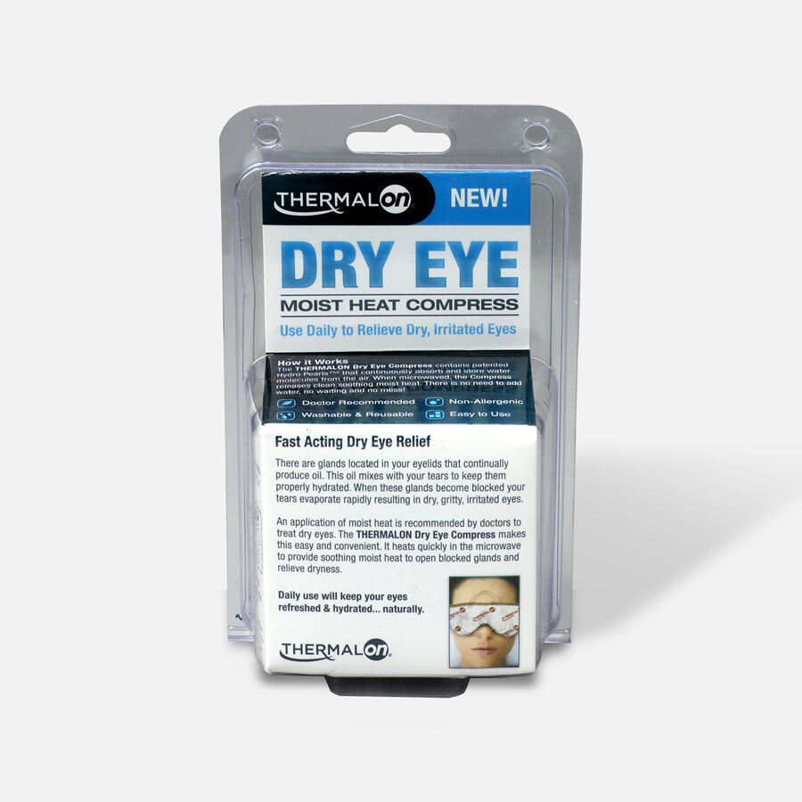 Thermalon Dry Eye Compress, 1 ea, , large image number 1