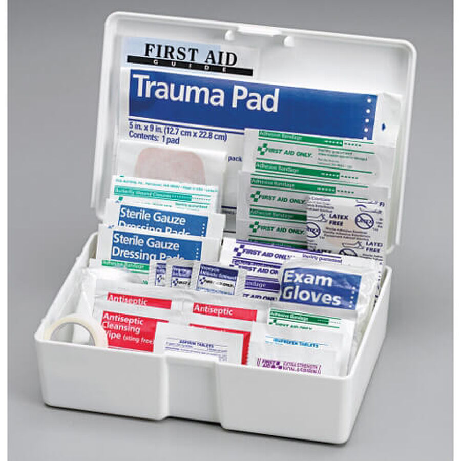 First Aid Only All-Purpose First Aid Kit, 81 Pc, , large image number 2