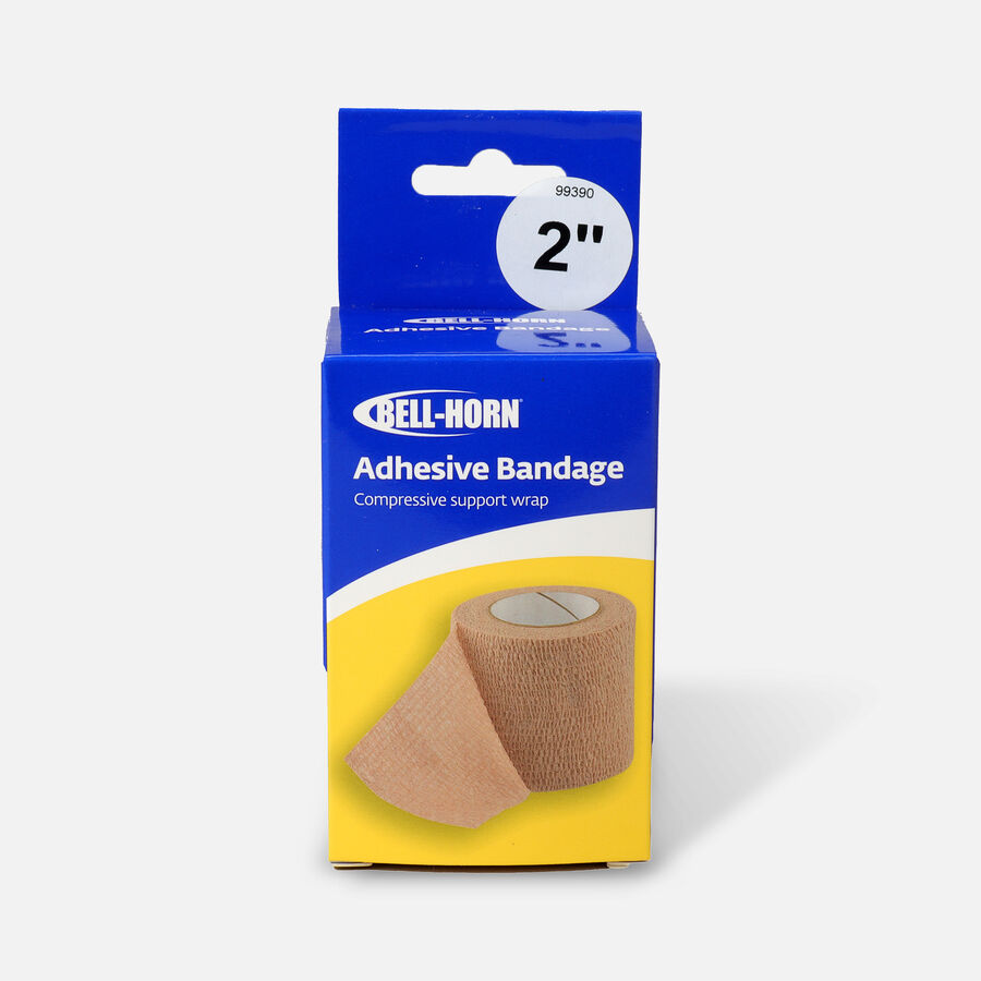 """Bell-Horn 2"""" Brace Yourself for Action Adhesive Bandage, , large image number 0"""