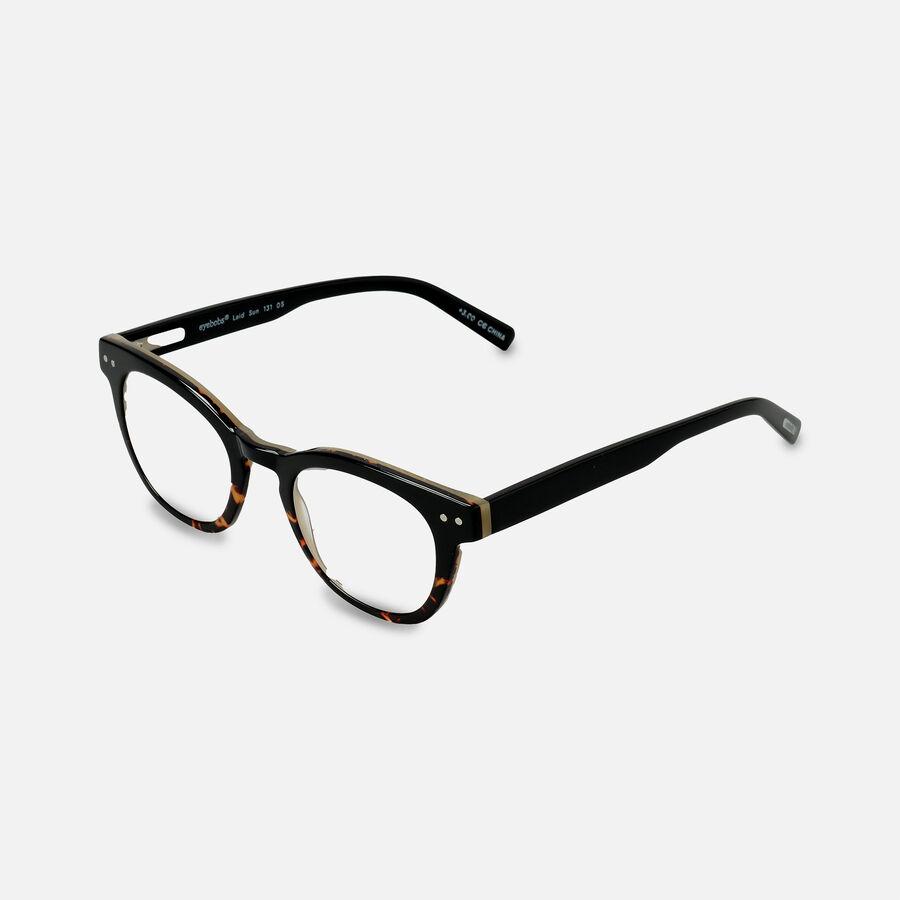 EyeBobs Waylaid Reading Glasses, Black, , large image number 14