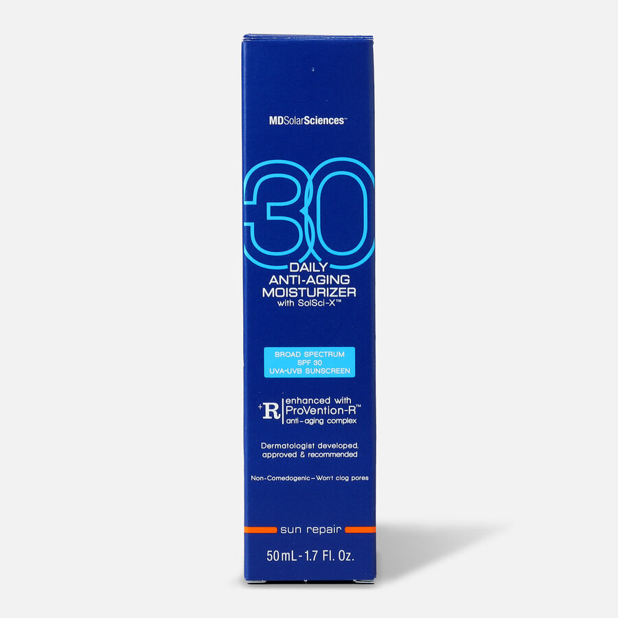 MDSolarSciences Daily Wear SPF 30 Moisturizing Sunscreen, 1.7 oz, , large image number 1