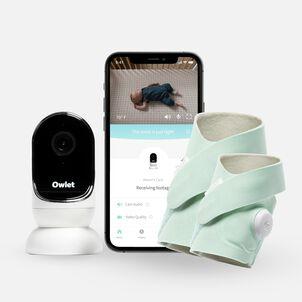 Owlet Monitor Duo: Smart Sock 3 plus HD Video Camera