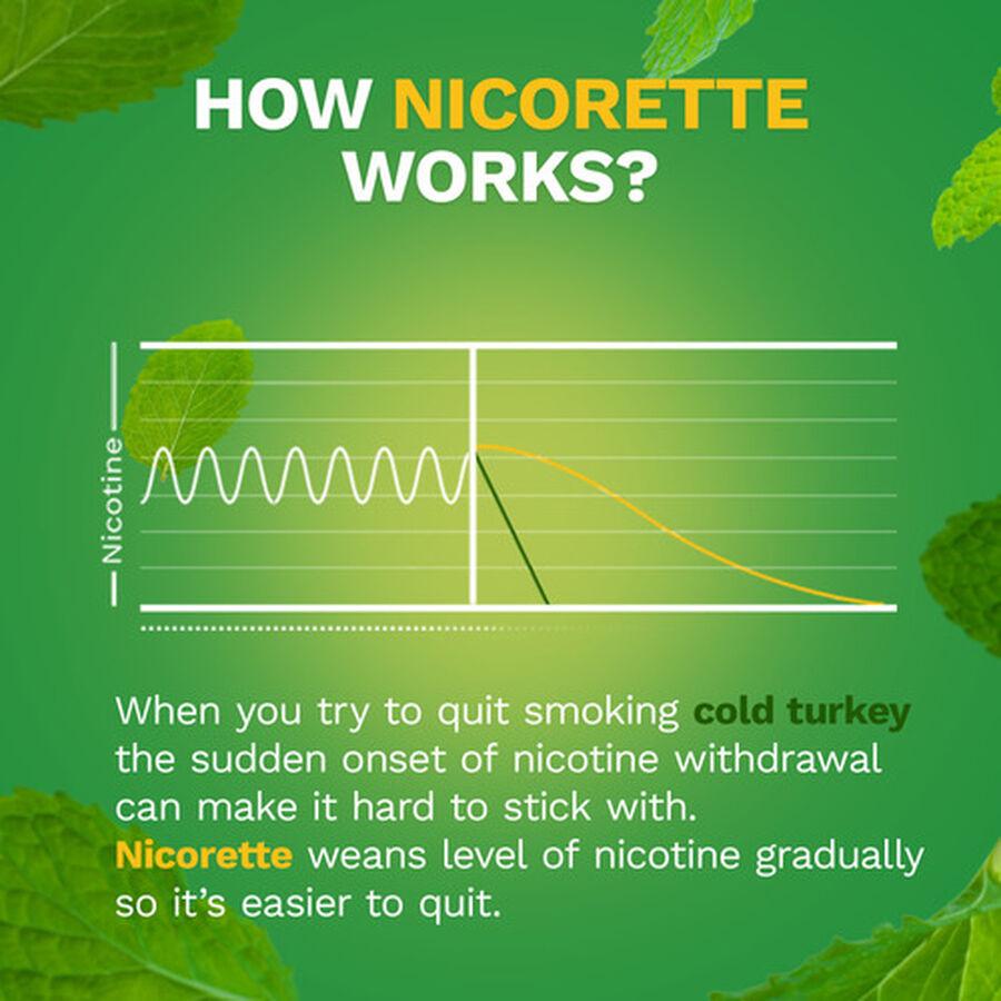 Nicorette Gum, 2mg, 100 ct, , large image number 11