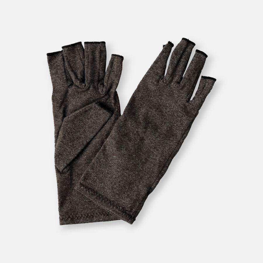 SKINEEZ Hydrating Unisex Compression Gloves - Gray, , large image number 1
