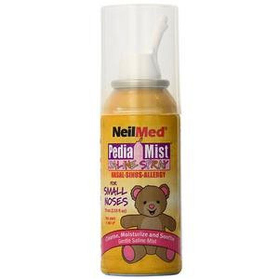 PediaMist Pediatric Sterile Saline Spray, 2.53 fl oz, , large image number 1