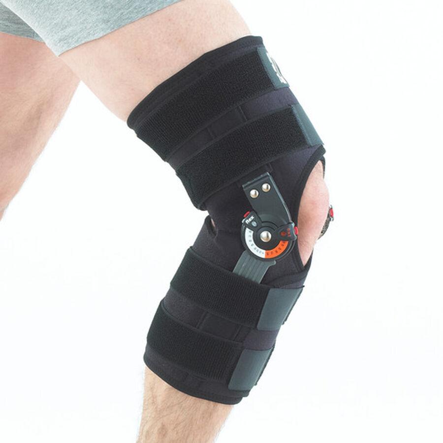 Neo G Adjusta Fit Hinged Open Knee Brace, One Size, , large image number 3