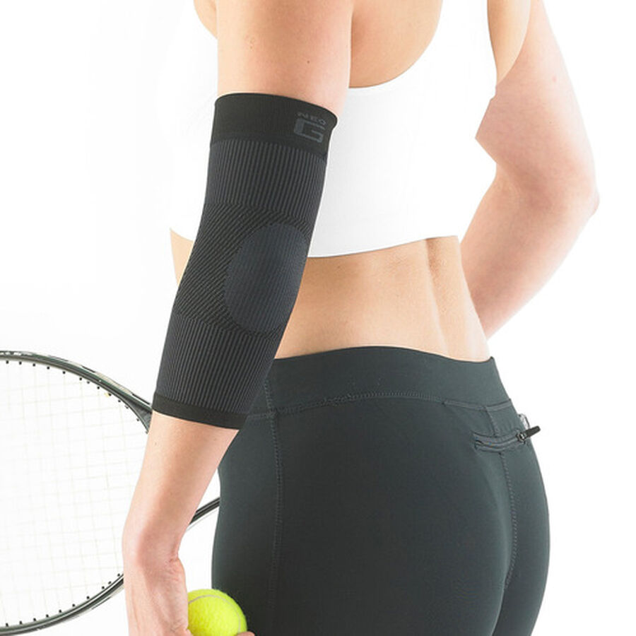 Neo G Airflow Elbow Support, Black, , large image number 5