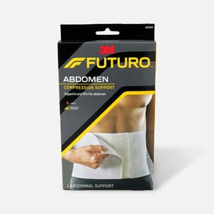 FUTURO Surgical Binder and Abdominal Support, Large