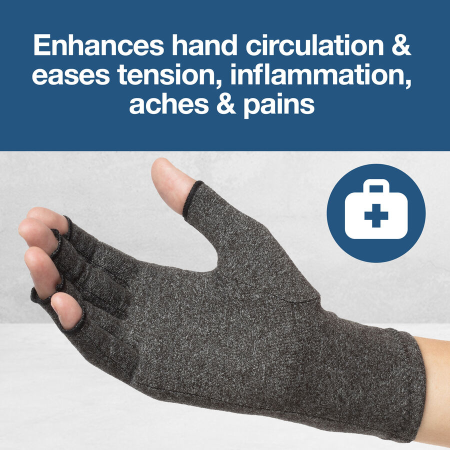 ZenToes Arthritis Compression Gloves, 1 pair, , large image number 7