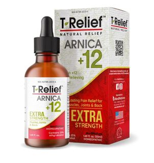 T-Relief Extra Strength Oral Drops