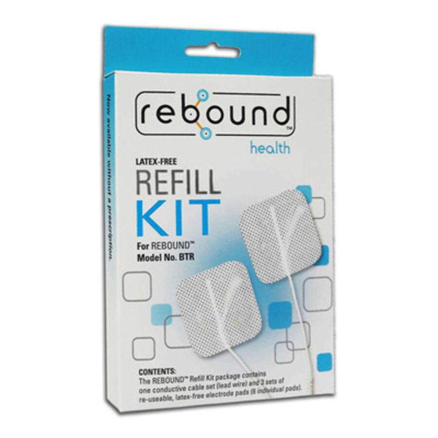 BioMed® Rebound OTC Tens Refill Kit, , large image number 0