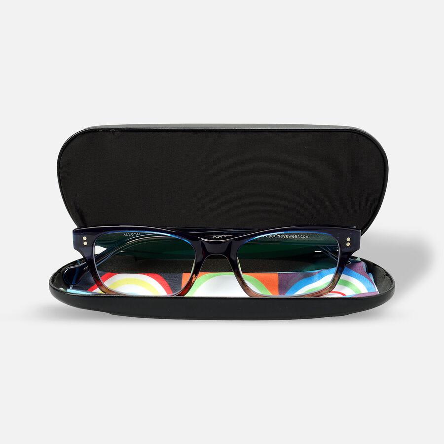 eyeOs Mason Blue Premium Reading Glasses, , large image number 7