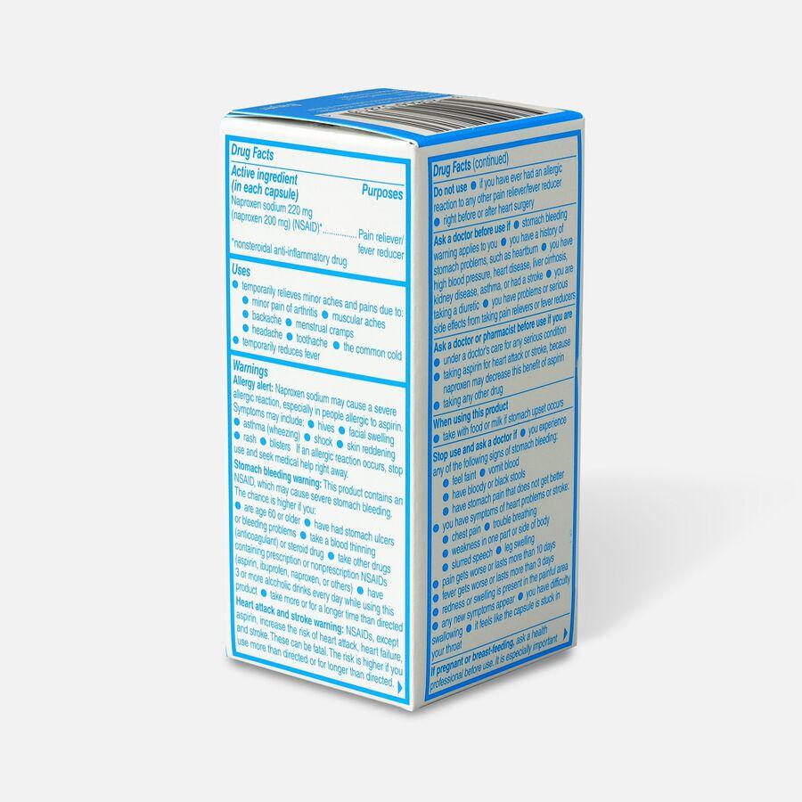 Aleve Liquid Gels Pain Reliever/Fever Reducer, 20 ea, , large image number 3