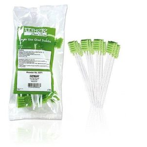 Sage Plus Swab with Sodium Bicarbonate - 20ct