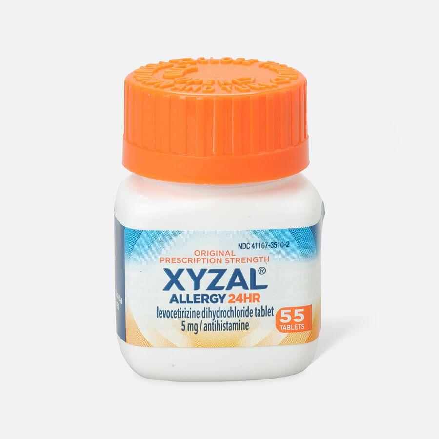 Xyzal 24 Hour Allergy Medicine, , large image number 0