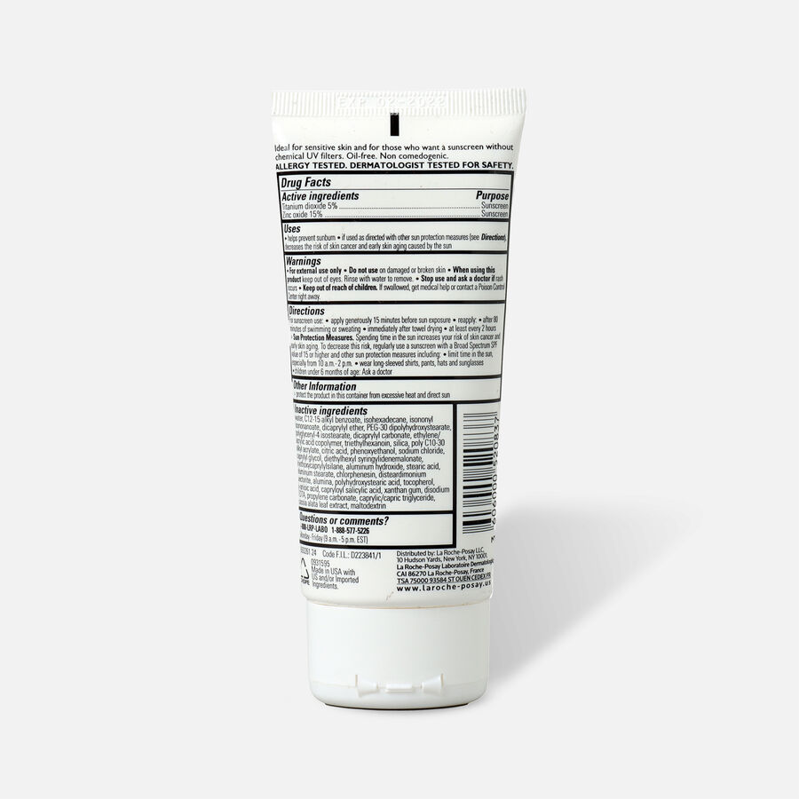 La Roche-Posay Anthelios Gentle Lotion Mineral Sunscreen, SPF 50, , large image number 1