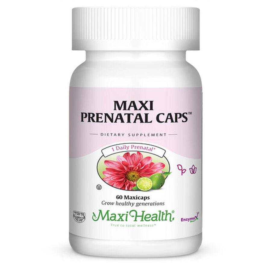 Maxi Health Maxi Prenatal Caps, , large image number 1