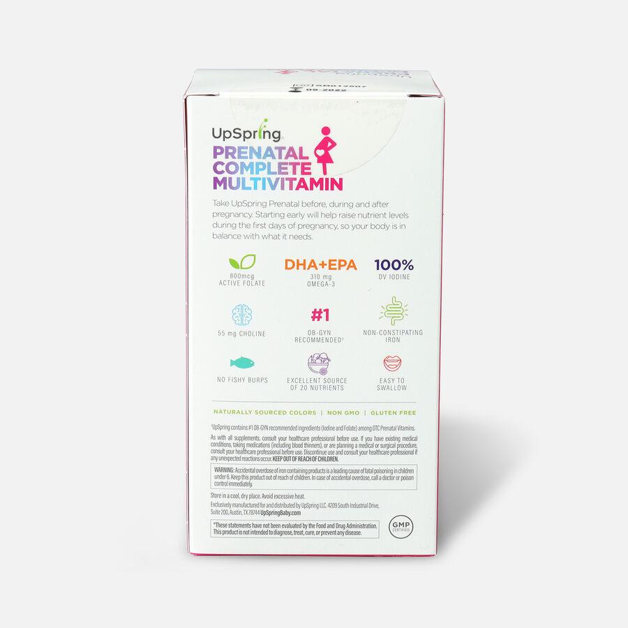 UpSpring Prenatal Complete Multivitamin SoftGels, 90ct, , large image number 2