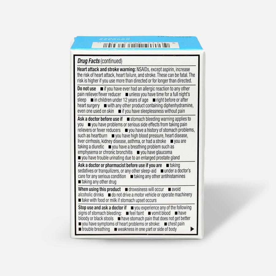 GoodSense® Naproxen Sodium PM & Diphenhydramine HCI Caplets, , large image number 1